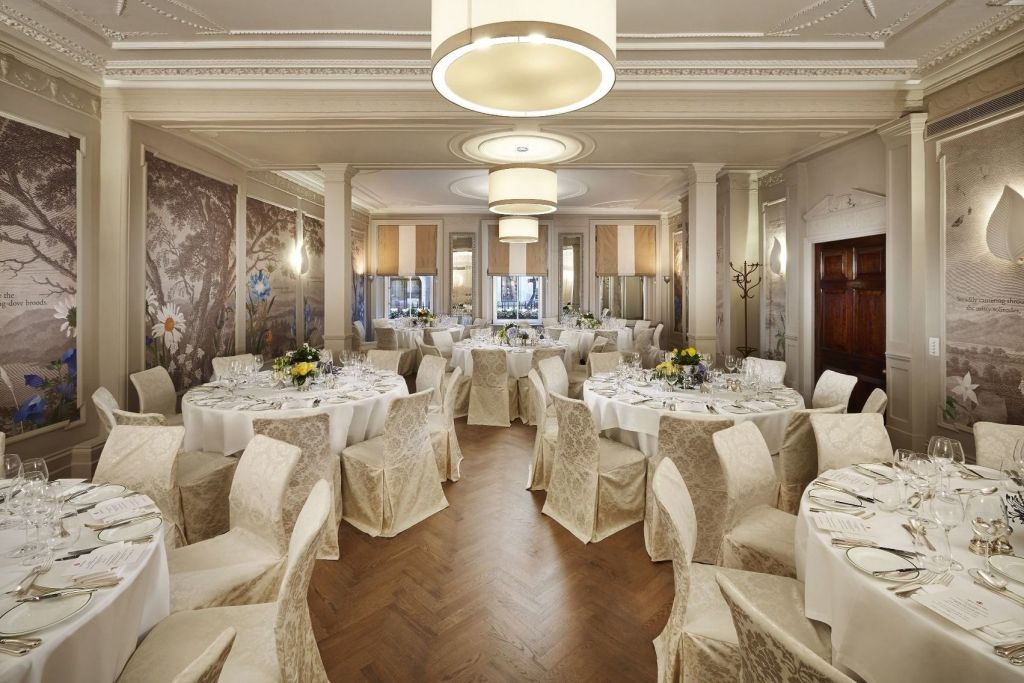 Clarendon Room private dining rooms Mayfair