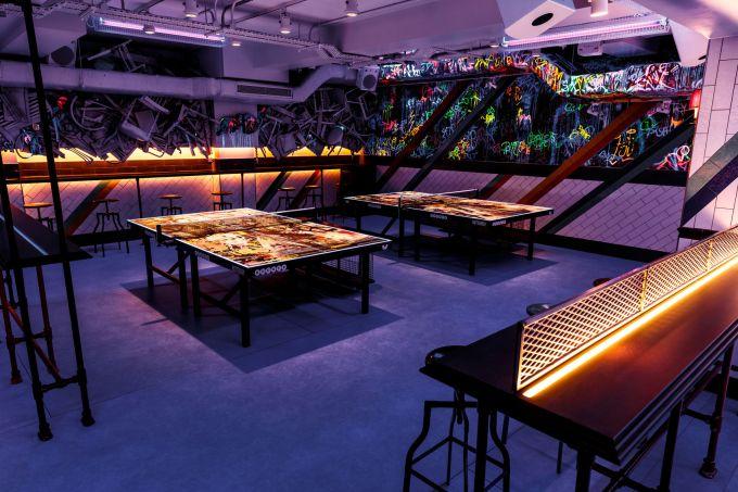 Bounce Venue, unusual party venues London