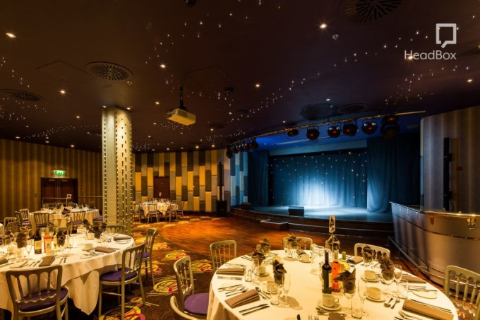 large stage venue hire Manchester