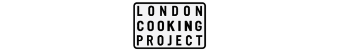 London cooking project Logo