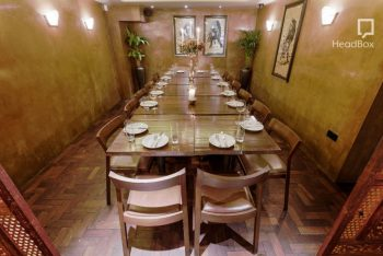 ember yard private dining rooms London