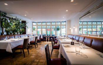 quo vadis private dining room London