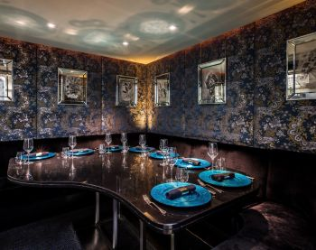 Savoy Grill private dining rooms London