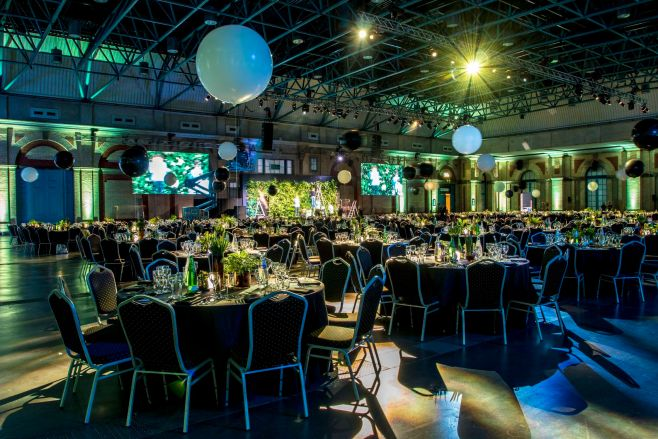 large conference Space at Alexandra Palace