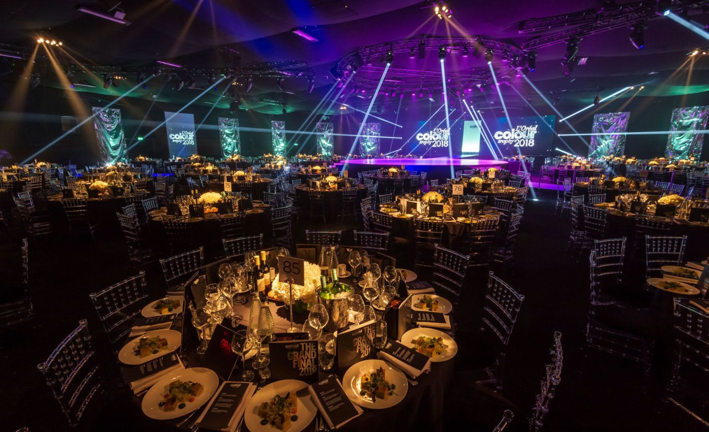 A large industrial event Space in Battersea