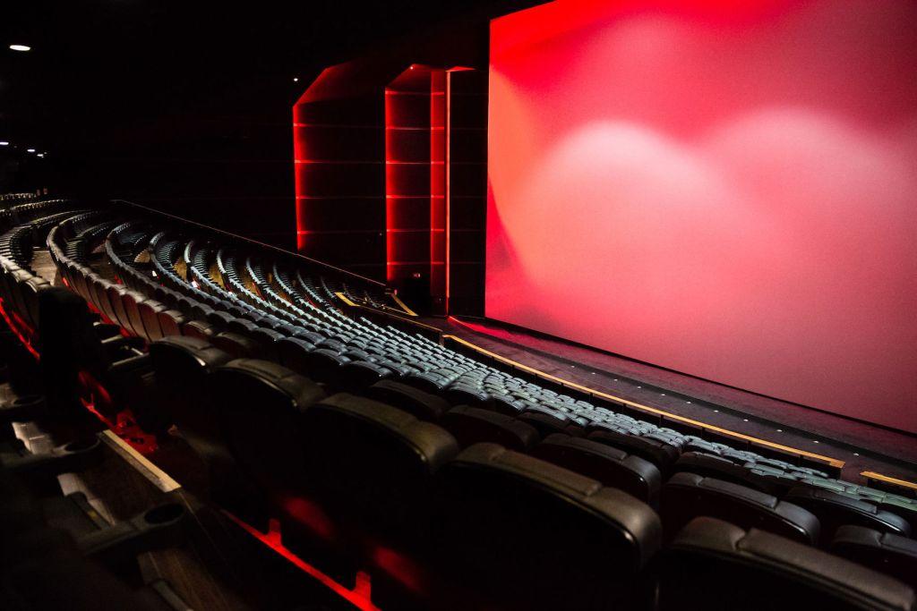 IMAX cinema Leicester Square