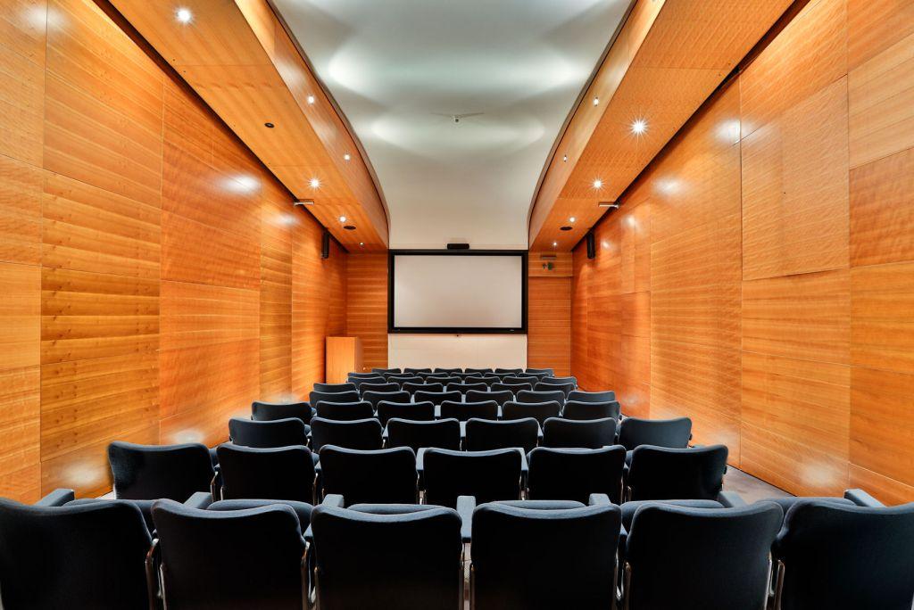 screening room at Somerset House