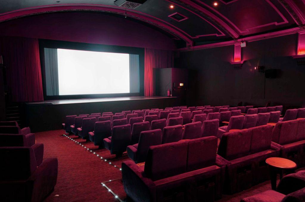screening room at the Everyman Islington