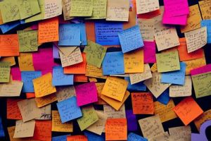 Success in Prayer - Post It Notes