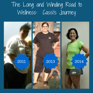 The long and winding road to wellness: Cassie's Journey
