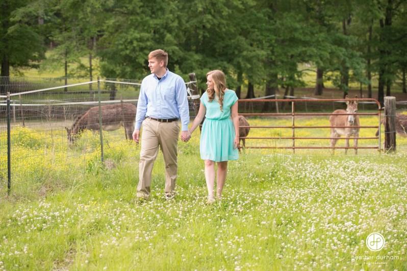 Engagement Session, Oak Mountain State Park, Birmingham Alabama