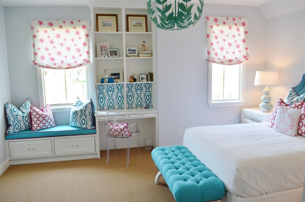 Before  After A New Bedroom for a New Teen  Heather