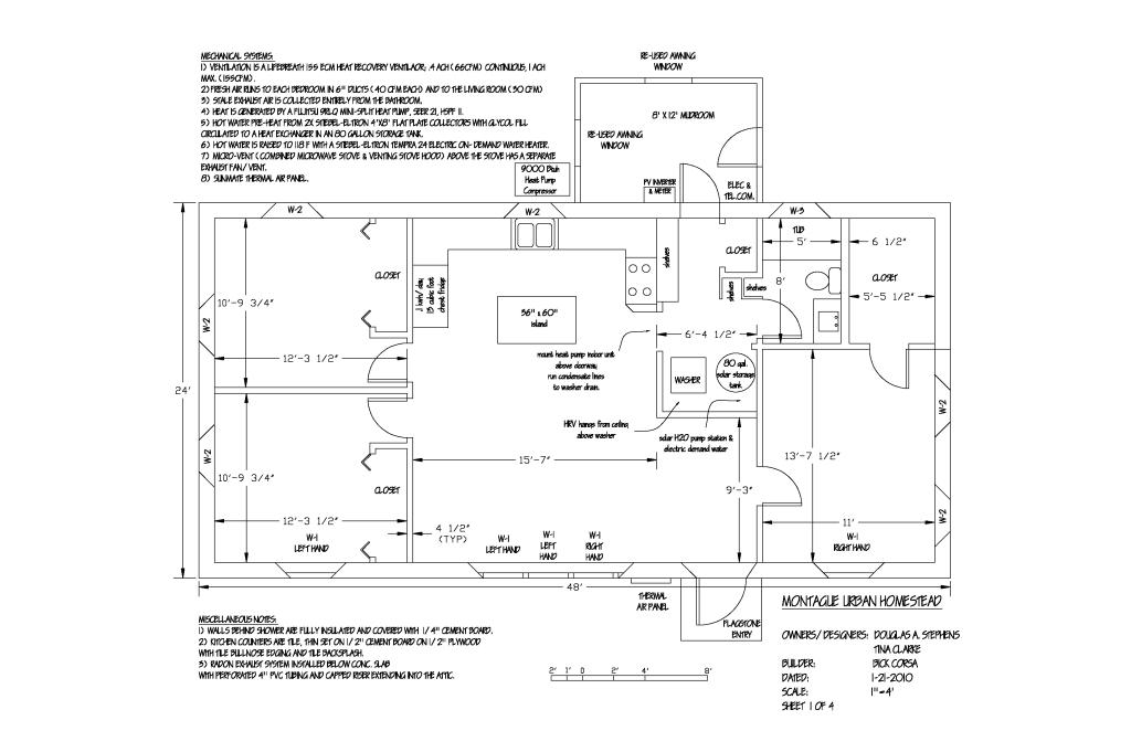 Free Floor Plan: 10 Ways Passive House Design is Different