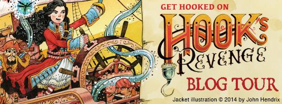 Hook's Revenge Blog Tour Stop 1 Exclusive Excerpt & Giveaway At