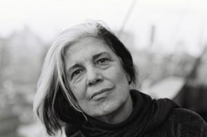 Susan Sontag (credit- PsychologyOfMedicine.blogspot.com)