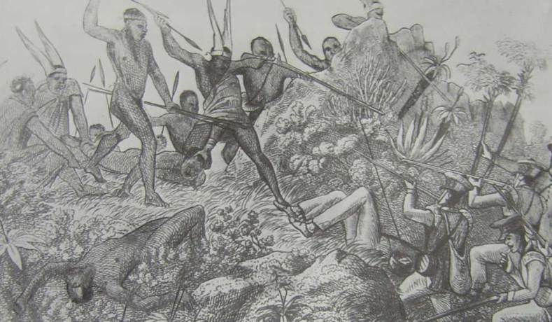 picture 2 - xhosa war