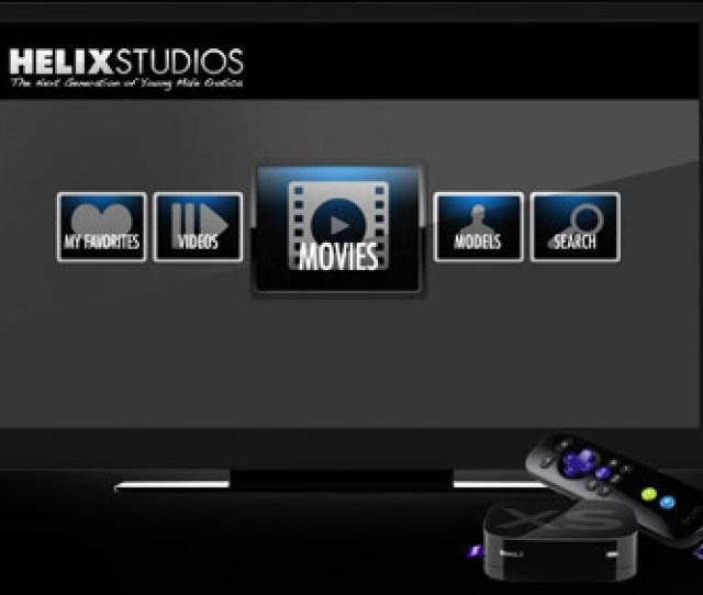 Helix Studios On Roku