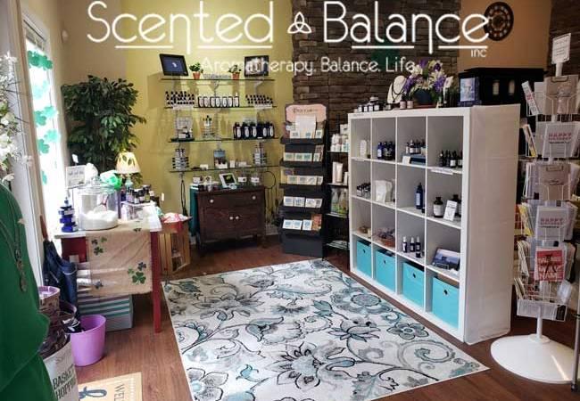 certified aromatherapist scented balance melissa curran