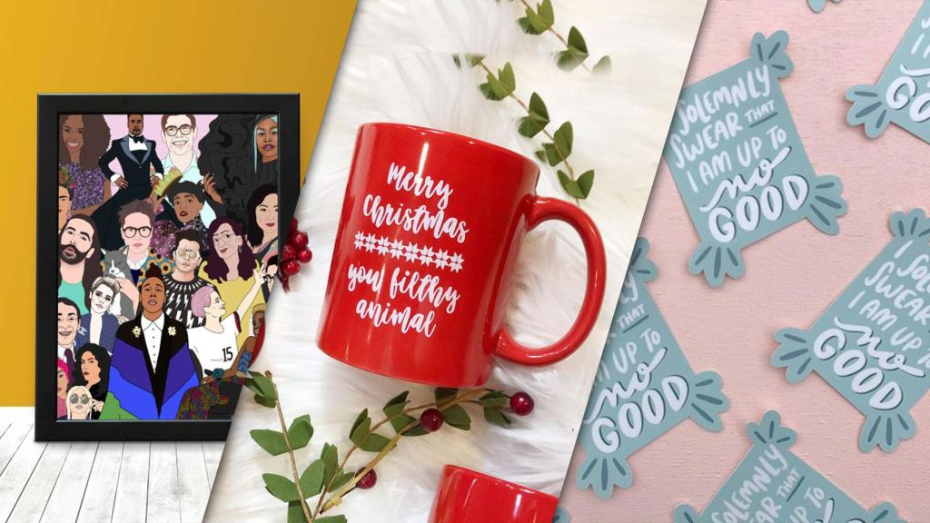 pop culture christmas gifts