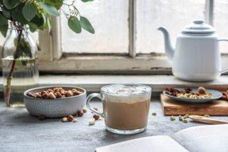 So kannst Du Chai Latte selber machen