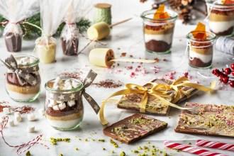 Drei DIY-Schokoladengeschenke zu Weihnachten
