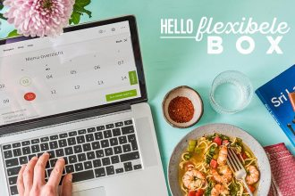 Hello flexibel lidmaatschap bij HelloFresh