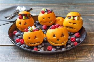 7 Healthy Halloween Treats For Kids