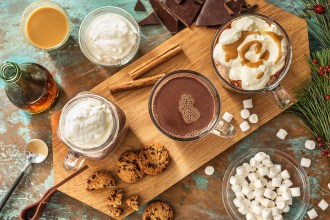 3 Deliciously Decadent Hot Chocolate Recipes