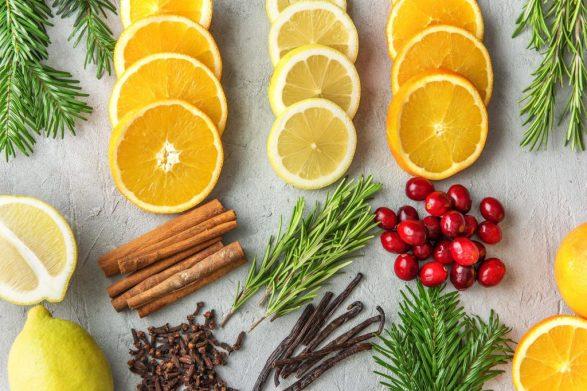 DIY natural room scents-HelloFresh