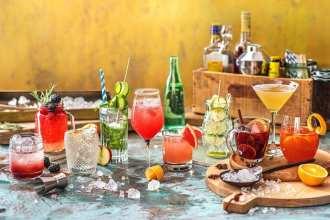 12 Holiday Cocktails (and Mocktails) to Reward Your Hustle 'n Bustle