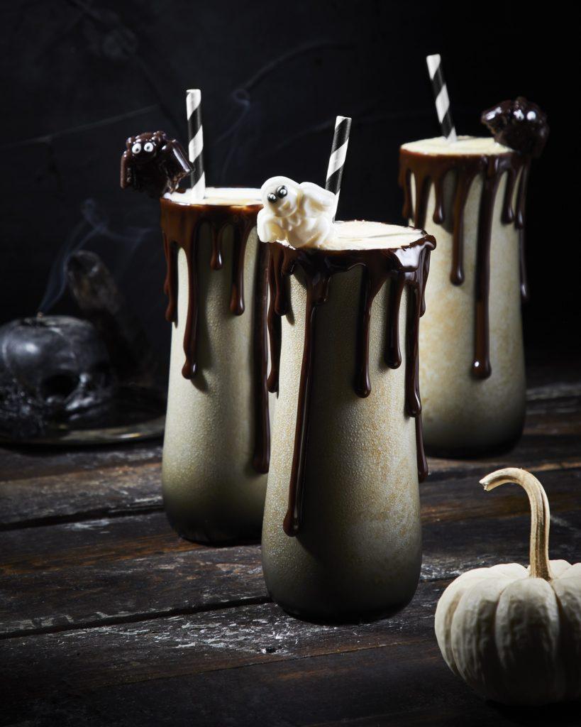 halloween milkshake