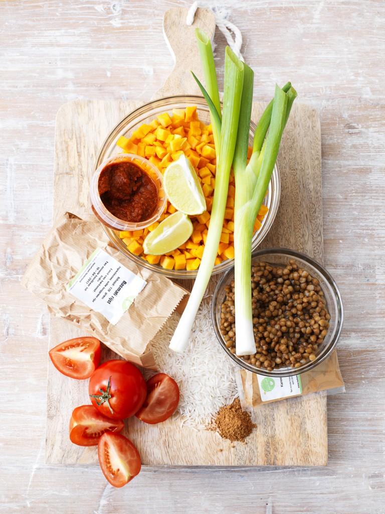 Top 3 vegetarische recepten