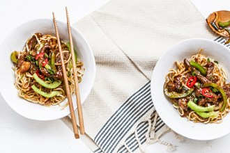 A golden oldie: Stir fry recipe with Chinese Chilli Beef