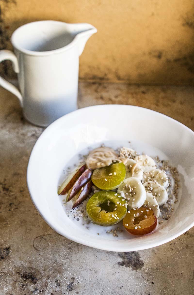 plum porridge