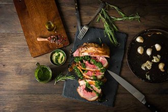 How to Roast Lamb (like a pro)