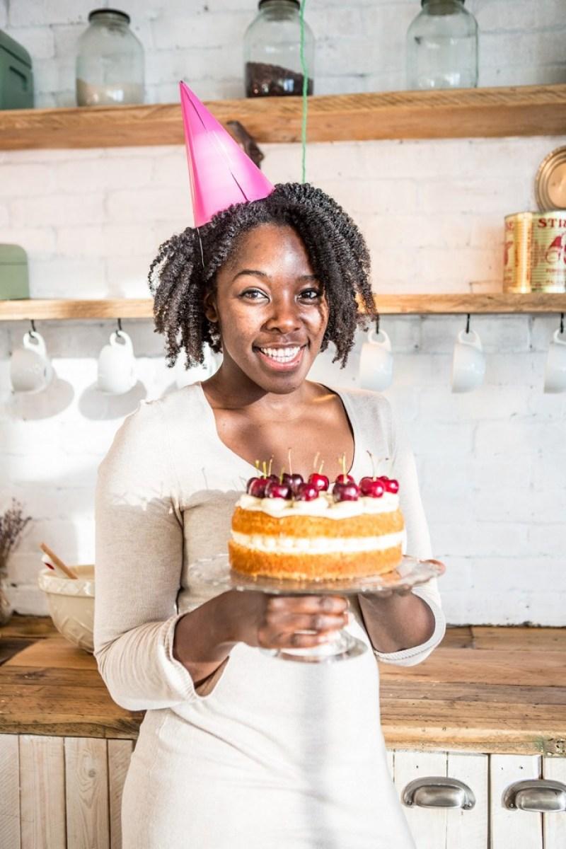 Kimberley Wilson baking recipe