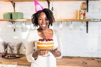 Kimberley's Birthday Cake Recipe…