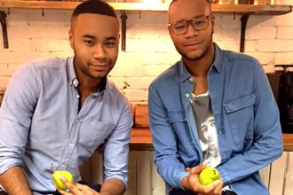 Seeing Double? The HelloFresh Twins: Myles & Lewis