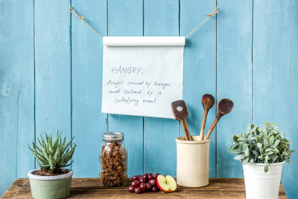 Kitchen DIY Reminder Roll