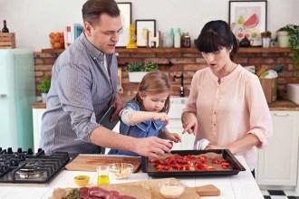 8 Simple hacks to get kids eating veggies