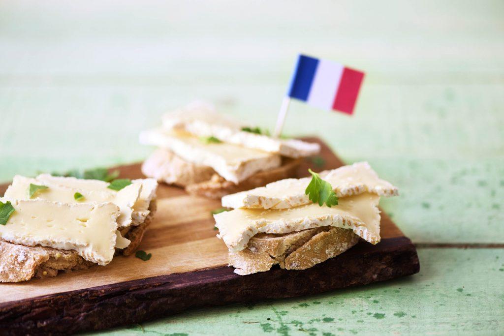 Snacks zur EM: Frankreich