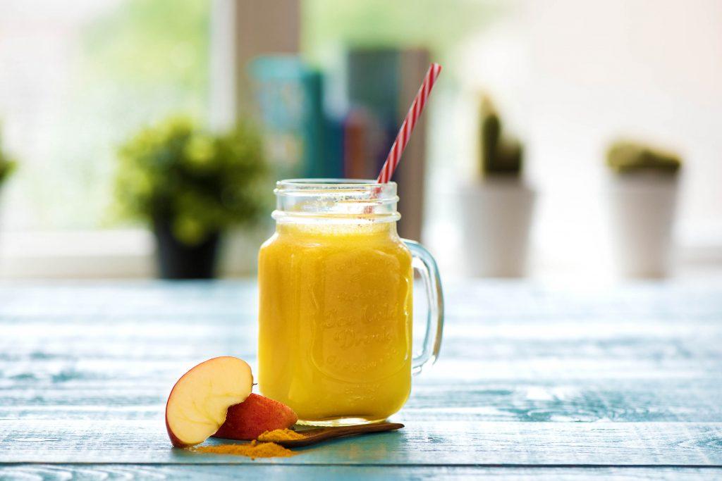 Unsere liebsten Smoothie Rezepte: orange