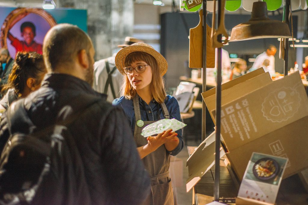 Berlin Food Week: HelloFresh