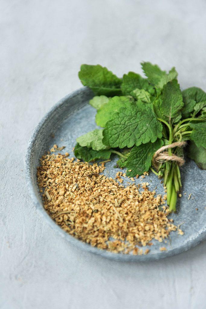 7 gesunde Teesorten: Holunderblüte und Melisse