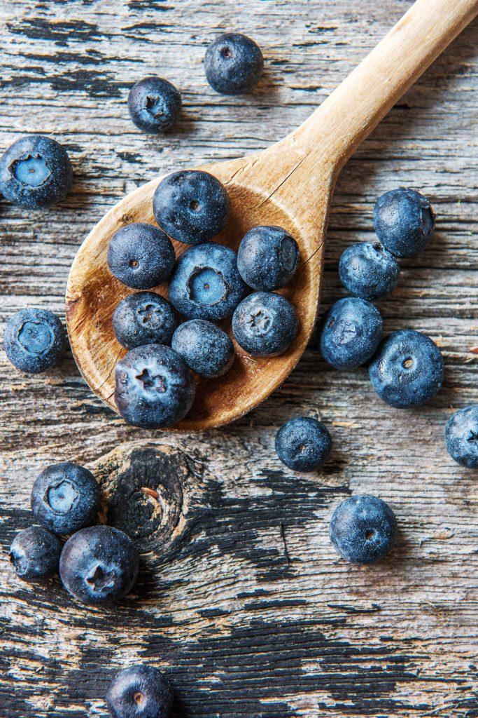 Unsere regionalen Superfoods: Blaubeeren