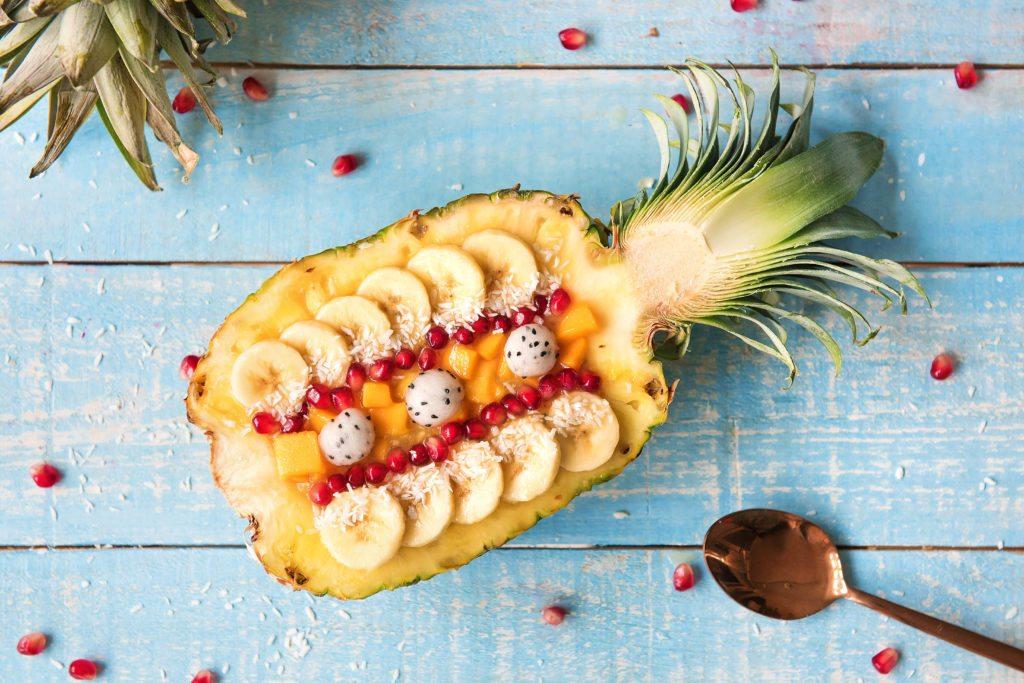 hydration pineapple