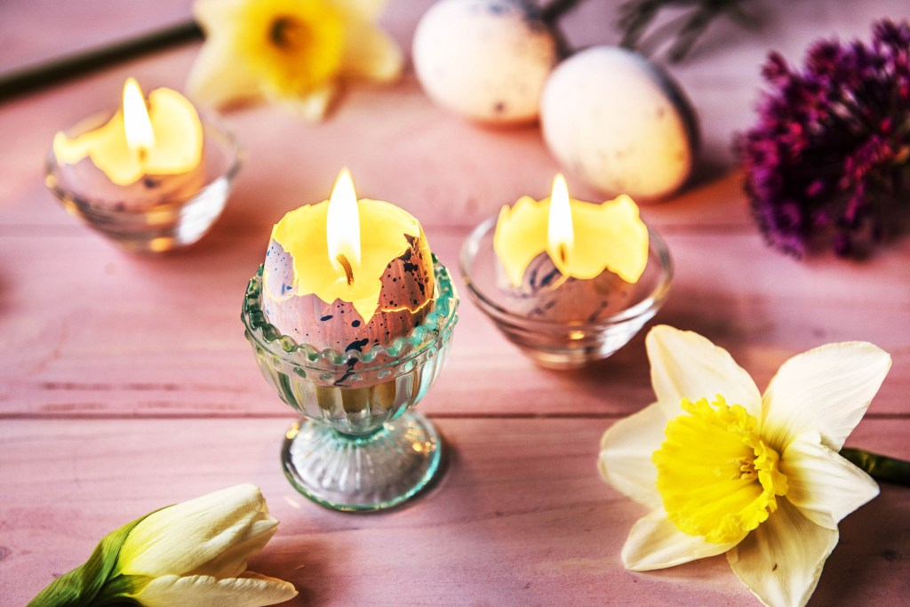 Easter Decorations candles