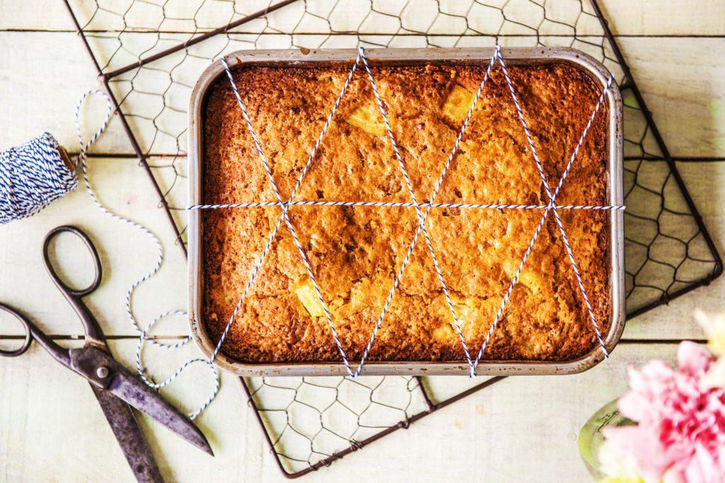 Carrot Cake Decoration