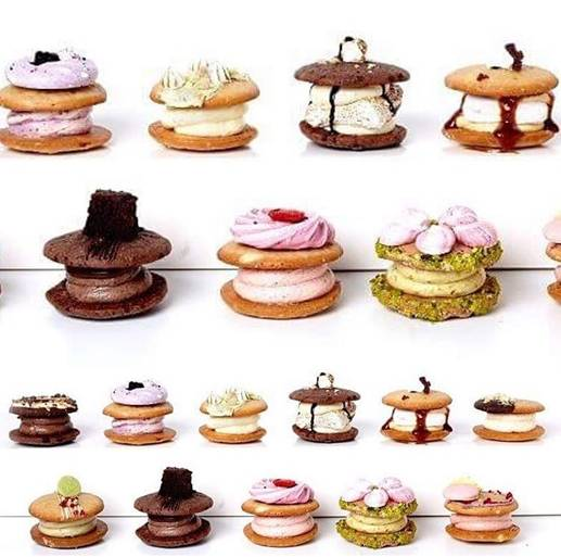 Dessert Places in London: Cutter and Squidge