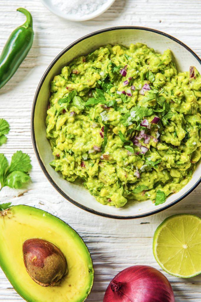 classic guacamole recipe